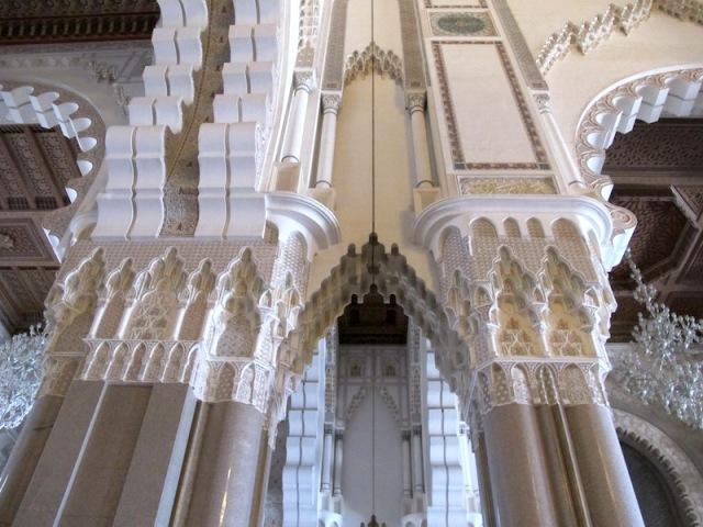 34 interior mosque