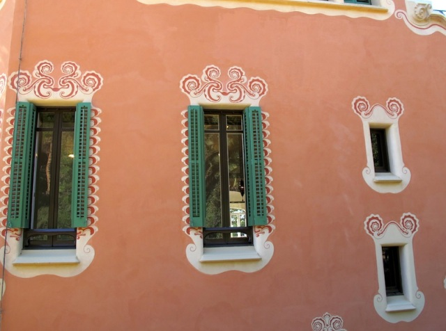 Imaginative windows.