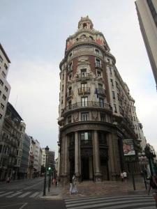 Banca de Valencia making use of a wedge allotment.