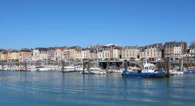 2 Dieppe waterfront