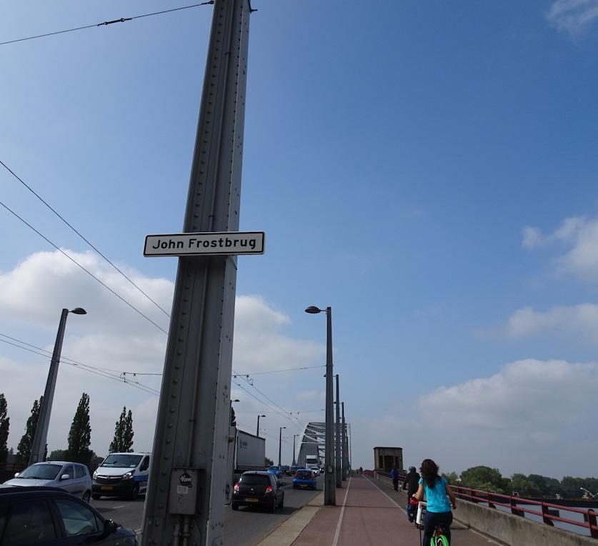 19 Johm Frost bridge Arnhem
