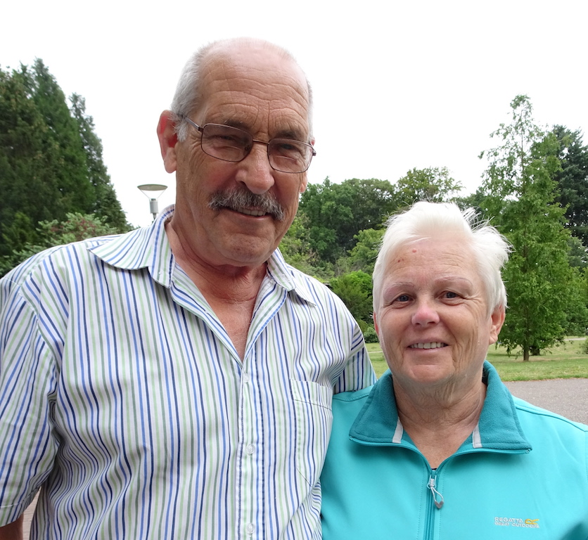 30 Arnhem guides Jack and Christina