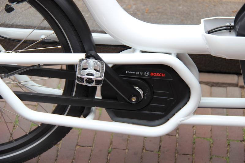 38 Dutch Urban Arrow Cargo bike electric motor