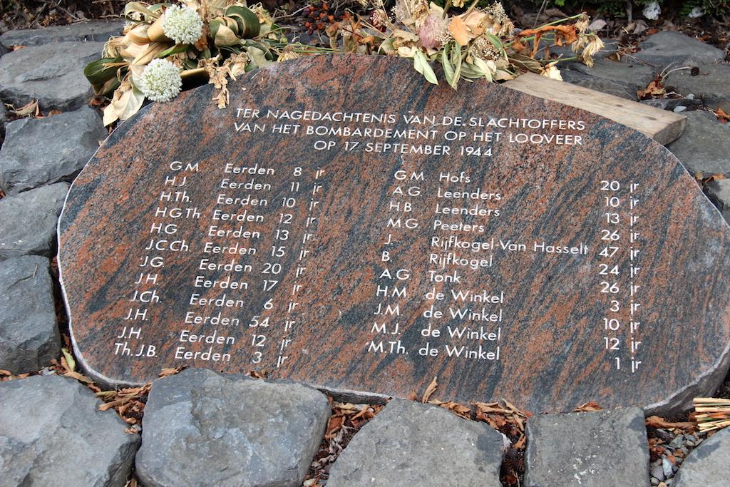 4 WW2 Memorial Looveer